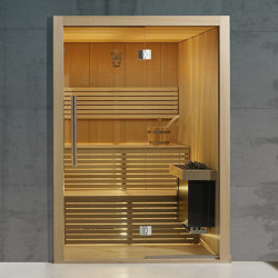 Sensation Sauna Small | Saunen | Carmenta | The Wellness Industry