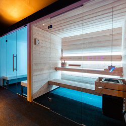 Country Sauna Pro | Saunen | Carmenta | The Wellness Industry