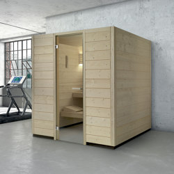 Country Sauna Small | Saunas | Carmenta | The Wellness Industry
