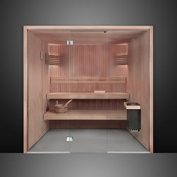 One Sauna Medium | Saunen | Carmenta | The Wellness Industry