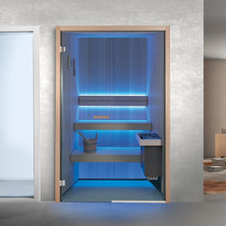 One Sauna Small | Saunen | Carmenta | The Wellness Industry