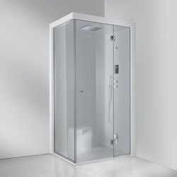 Matrix Steam Shower | Steam showers | Carmenta