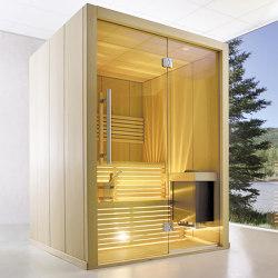 Biosauna Sensation | Saunas | Carmenta