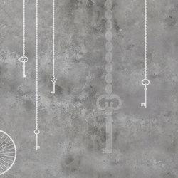 Clef | Revestimientos de paredes / papeles pintados | WallyArt