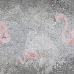 Flamingo | Wall coverings / wallpapers | WallyArt