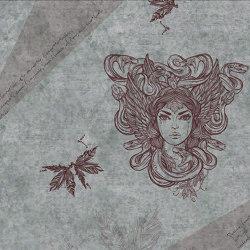 Medusa | Revestimientos de paredes / papeles pintados | WallyArt
