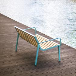 stack | sofa with backrest armrests | Benches | mmcité