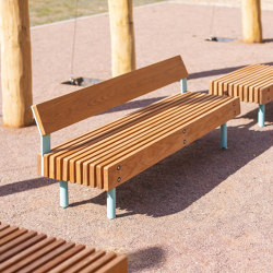woody baby | Bench for children | Benches | mmcité
