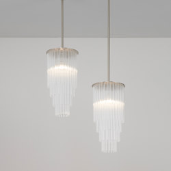 Disc Pendant | Suspended lights | Tom Kirk Lighting