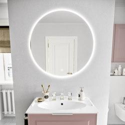 Four Seasons Round | Bath mirrors | Berloni Bagno