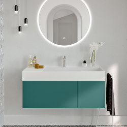 Piani | 07 Furniture collection | Vanity units | Berloni Bagno