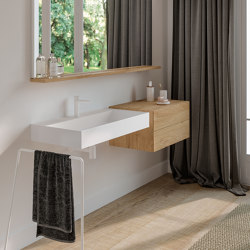 Piani | 13 Furniture collection | Vanity units | Berloni Bagno
