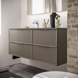 Suite | furniture collection | Vanity units | Berloni Bagno