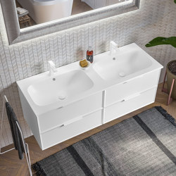 Suite | furniture collection | Meubles sous-lavabo | Berloni Bagno