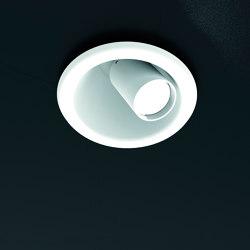 Riccio System | Deckeneinbauleuchten | martinelli luce