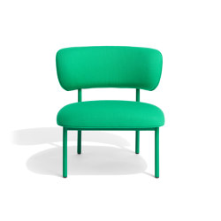 FONT Bold Lounge Chair   Without armrest   Fauteuils   møbel copenhagen