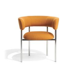 FONT Regular Dining Chair | Armrest | Stühle | møbel copenhagen