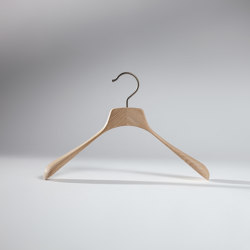 Light Design Collection - Oak Wood | Agata Hanger | Cintres | Industrie Toscanini