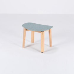 Nora stool | Pouf | Gazzda