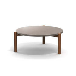 Lodge round coffee table | Coffee tables | Atmosphera