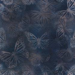 Misty Flutter | Carta parati / tappezzeria | Inkiostro Bianco