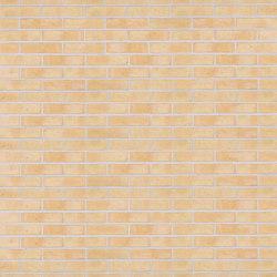 Classica | RT 210 Yellow with flicker | Ceramic bricks | Randers Tegl