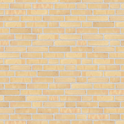 Classica | RT 215 Yellow with flicker | Ceramic bricks | Randers Tegl