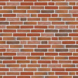Classica | RT 436 Red/brown Kirketegl | Ceramic bricks | Randers Tegl