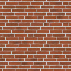 Classica | RT 481 Red nuanced | Ceramic bricks | Randers Tegl