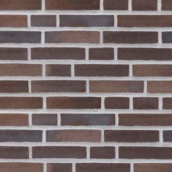 Prima | RT 434 Lava reduced | Ceramic bricks | Randers Tegl