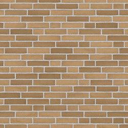 Prima | RT 474 Yellow/brown Torino | Ceramic bricks | Randers Tegl