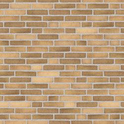 Prima | RT 495 Yellow/brown Verona | Ceramic bricks | Randers Tegl