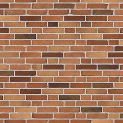 Prima | RT 499 Red/yellow Valencia | Ceramic bricks | Randers Tegl