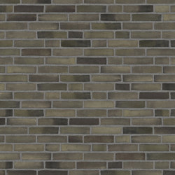 Unika | RT 513 Alhambra Blackish blue | Ceramic bricks | Randers Tegl