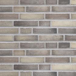 Unika | RT 513 Alhambra Blackish blue | Ceramic bricks | Randers Tegl