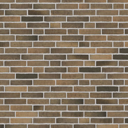 Unika | RT 517 Delfi Blackish grey | Ceramic bricks | Randers Tegl