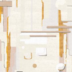 Abstraction | Composition V | Rugs | Tapis Rouge