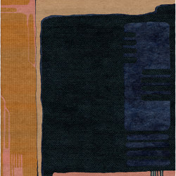 Abstraction | Composition XIII.I | Rugs | Tapis Rouge