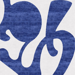 Ambiance | Barcelona Royal Blue | Rugs | Tapis Rouge