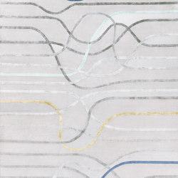 Ambiance | La Seine L`Apres Midi | Rugs | Tapis Rouge