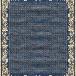 Chinoiserie | Imperial Waves Lapis | Rugs | Tapis Rouge