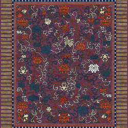 Chinoiserie | Lindgering Garden Purple | Rugs | Tapis Rouge