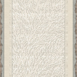 Dentelle | Claudine Gris | Rugs | Tapis Rouge