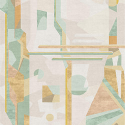 Abstraction | Composition IV | Rugs | Tapis Rouge