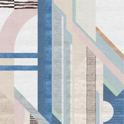 Abstraction | Composition VIII | Rugs | Tapis Rouge