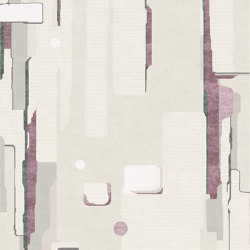 Abstraction | Composition V.II | Rugs | Tapis Rouge