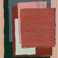 Abstraction | Composition XII.I | Rugs | Tapis Rouge