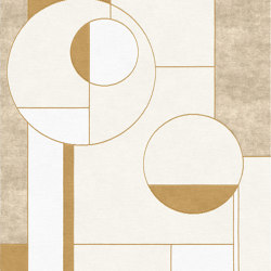 Abstraction | Composition XIV.I | Rugs | Tapis Rouge