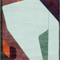 Abstraction | Composition XV.I | Rugs | Tapis Rouge