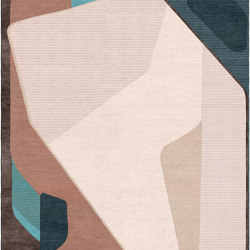 Abstraction | Composition XV.III | Rugs | Tapis Rouge